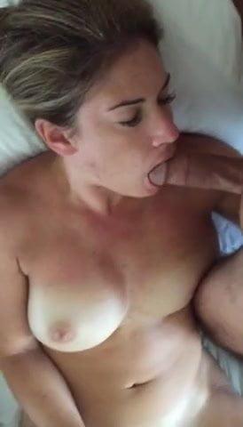 Cum While Sucking Balls