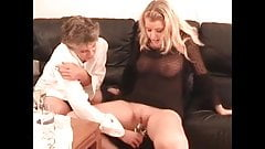 Mature-Young Lesbian Pee Play