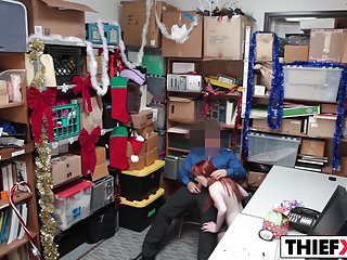 Blue orchid sex video Tiny redhead krystal orchid is a thief