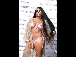 Ashanti naked pics Ashanti sexy ass 4 shebad
