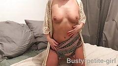 Xhamster masturbation challange prt.1 busty girl