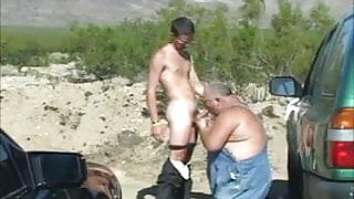 Chub daddy gets a pounding