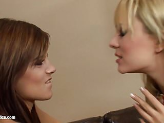 Steamy lesbian scene Beatrice and angelica have steamy lesbian sex by sapphic