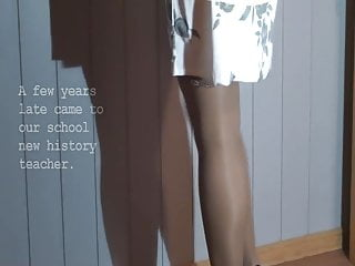 Sexual history confession video - Seduced by his history teacher