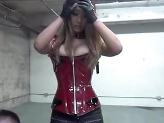 Scorpio mistress ass smell - Lucky white guy smelling asian girls spit