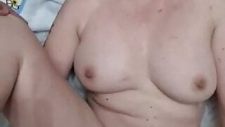 Step son please don't cum in me