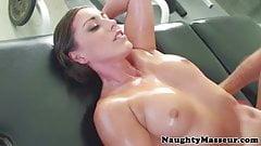 Beautiful porn babe Rilynn Rae explored
