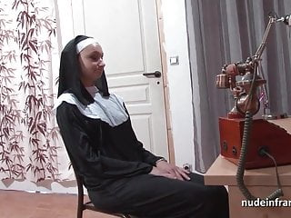 Show preist fucking twq nuns Pretty french nun ass fucked and fisted by the bad priest