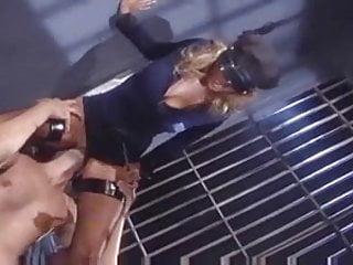Hot female cops sucking dick Female cop seduces a male inmate
