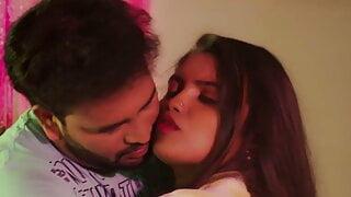 Tamil bhabhi kisses school boy on the lips