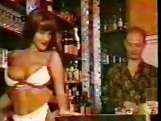 Men wearing a bikini Older men in suits get teased by mature bar maid wear-tweed