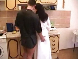 Naked young boy in puberty Hairy mom fuck whith young boy in the kitchen