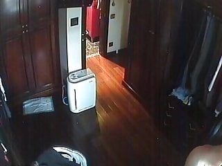 Spying on mom fucking her brother Hidden camera. spying on a young girl and her mom 1