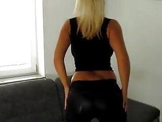 Amateur leg heels pictures German girl fucked in the leggings and high heels