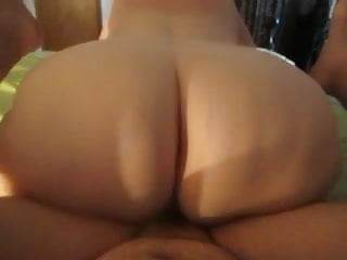 Vomite on my cock - Mature bbw working her ass on my cock