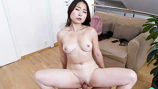 Czech VR 385 - Sexy Chinese Girlfriend