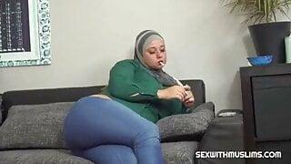 hijab woman fuck