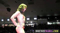 Salon Erotico De Murcia 2017 Casting Porno por BrunoyMaria