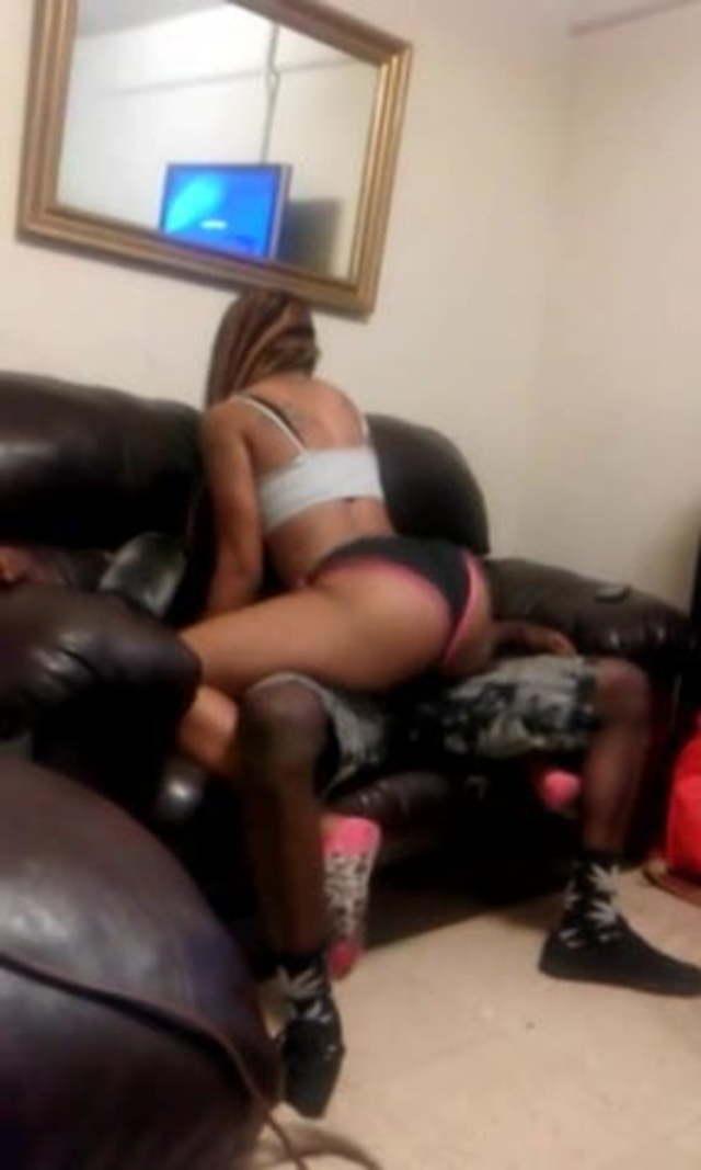 Big Ass Latina Twerking Dick