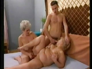 Young Man And Two Women Aged Porn
