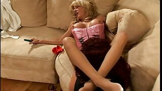 My Hot STEPMOM loves COCK!!!! - (The Vintage Experience) -