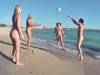 Doa beach volleyball nude pics - Beach volleyball