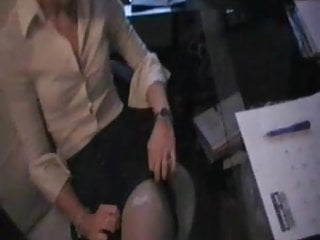 Fucks secratary - Blonde secratary nice fucking - german - csm