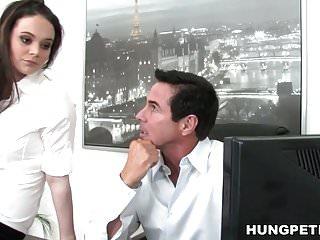Cum face her pretty Tessa lane got her pretty face cummed on