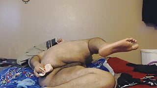 Playing with my dildo 2
