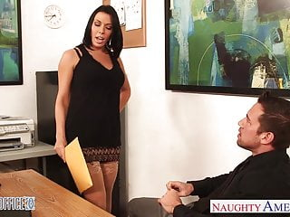 Terri starr fucking machines - Tattooed office babe rachel starr fucking