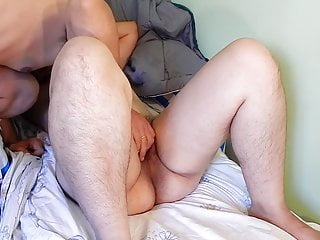 Began to lick - Hairy mature loving to lick my ass