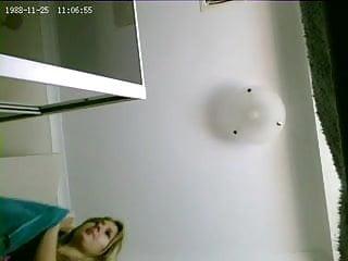 Close up nipple voyeur My sisters pussy before bathing