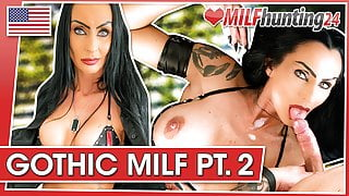 MILF Sidney Dark gets hot MILF Hunter cum! milfhunting24.com