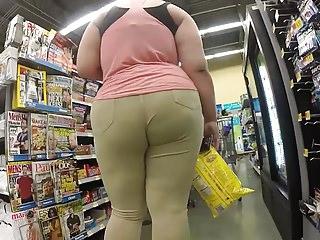Adult jeg pics Fat ass khaki jeggings