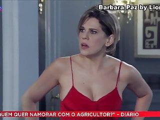 Barbara Paz  nackt