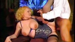 Big Saggy Tits Fucked In Stockings