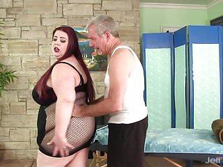 Sexy big boobed bbw Big boobed bbw miss ladycakes gets a sex massage