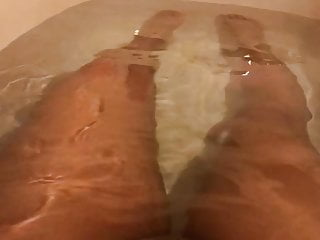 Asian bath bukkake Asian bath time and a hand job