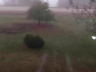 Nude streaking girls October 2017 outdoor streaking fun in the fog