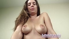 Lelu Love-Closeup Virtual Sex Riding And Missionary