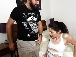 Bambinos biancos adult diapers Valentina bianco throat fuck