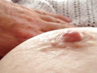 Free big tit pinching - Twisting pinching her ripe nipple.