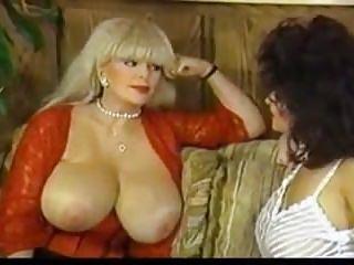 Free big titty lesbian Retro big titty lesbian