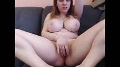 Big Tits UK Teen at Home
