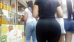 Venezuelan with a delicious ass that made me erect