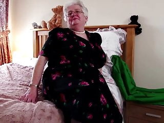 Oprahs vagina Super granny with big boobs and hungry vagina