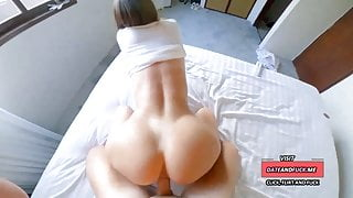Lily Stop Lying Down – it's Time to Fuck and Cum on your Stomach