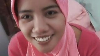 Arab amateur wife, home-made blowjob and fuck with facial