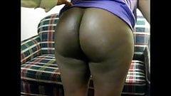 black butt belted