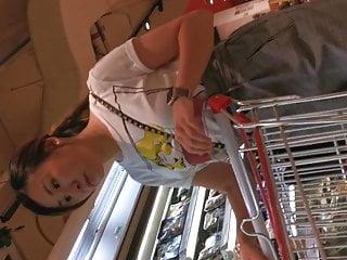 Asian supermarket liverpool - Supermarket milf upshorts